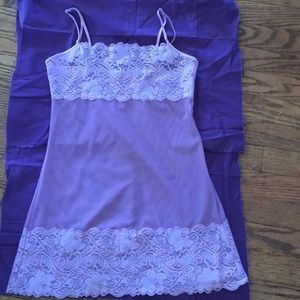 Fredericks of Hollywood nightgown